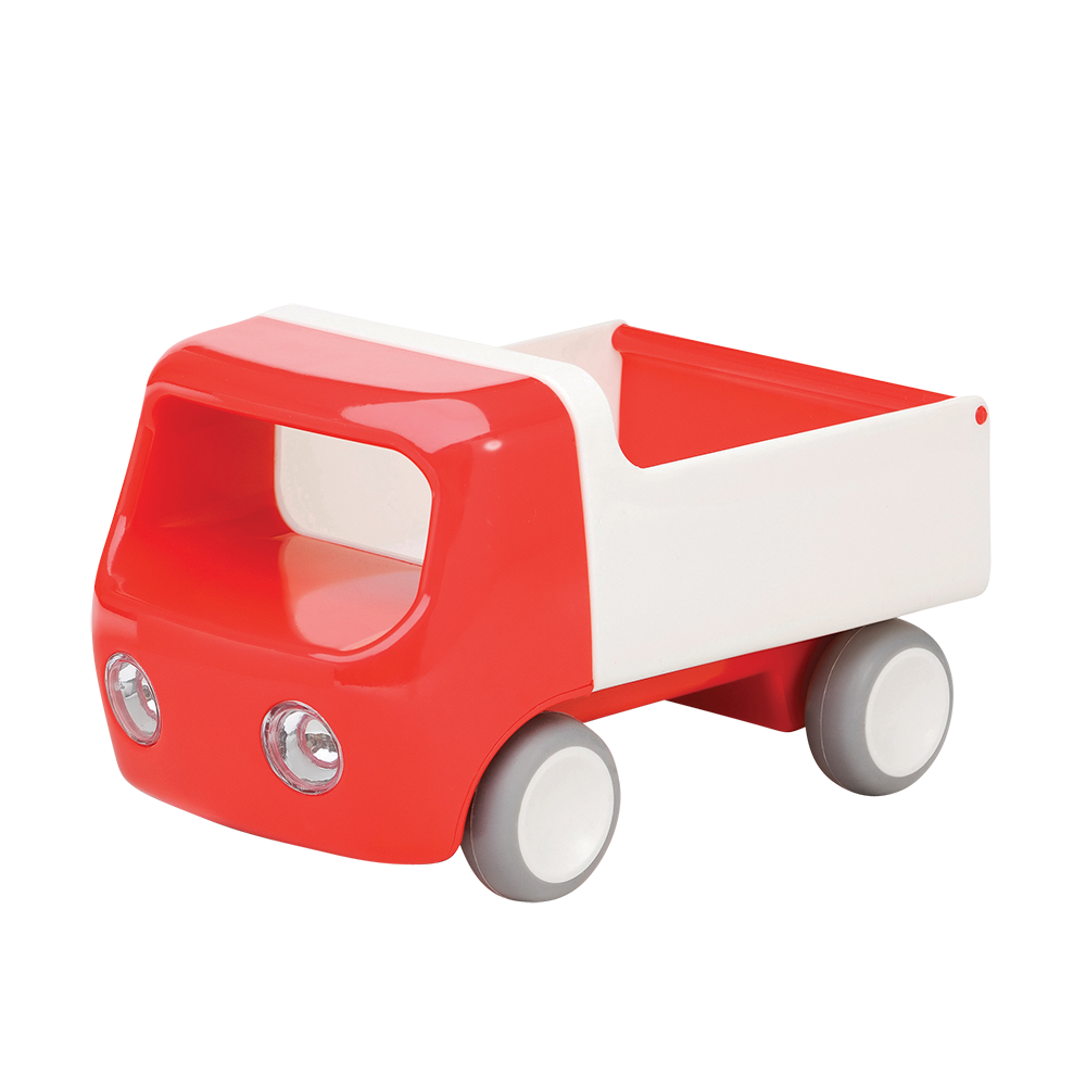 Kid O Tip Truck, Red