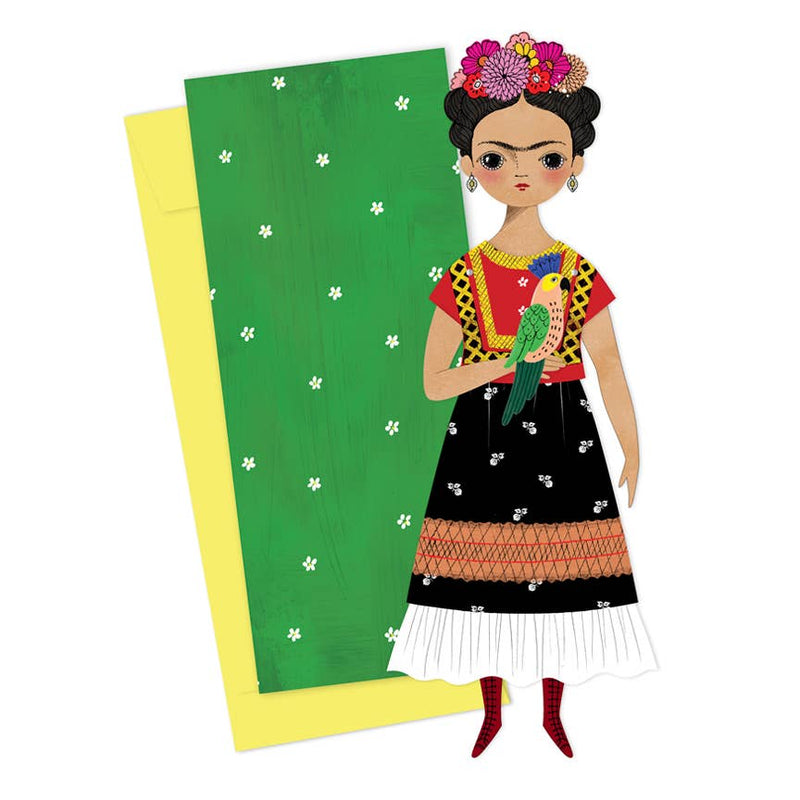 Of Unusual Kind, Paper Doll Kit: Frida