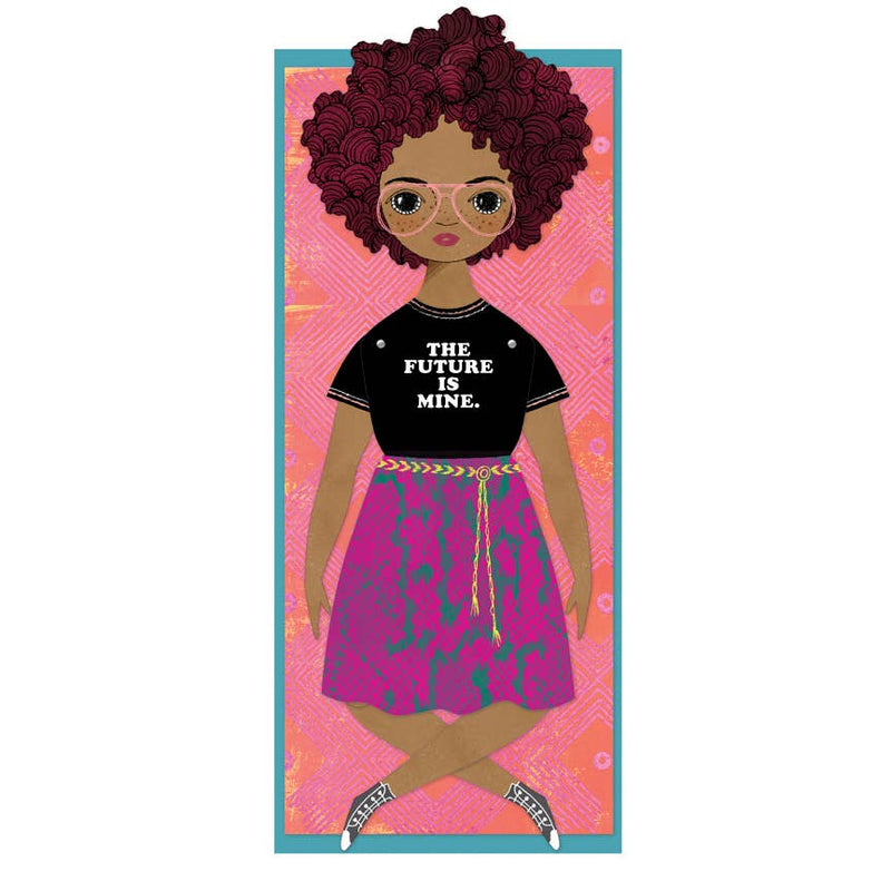 Of Unusual Kind, Mailable Paper Doll: Willow