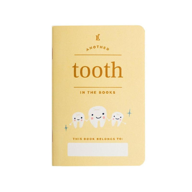 Kids Tooth Passport