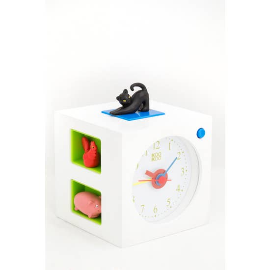 Copy of KOOKOO Kids Alarm Clock, White