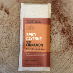 Spicy Cayenne with Cinnamon