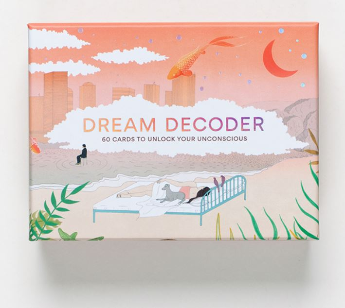 Chronicle Books, Dream Decoder Deck of 60 Cards