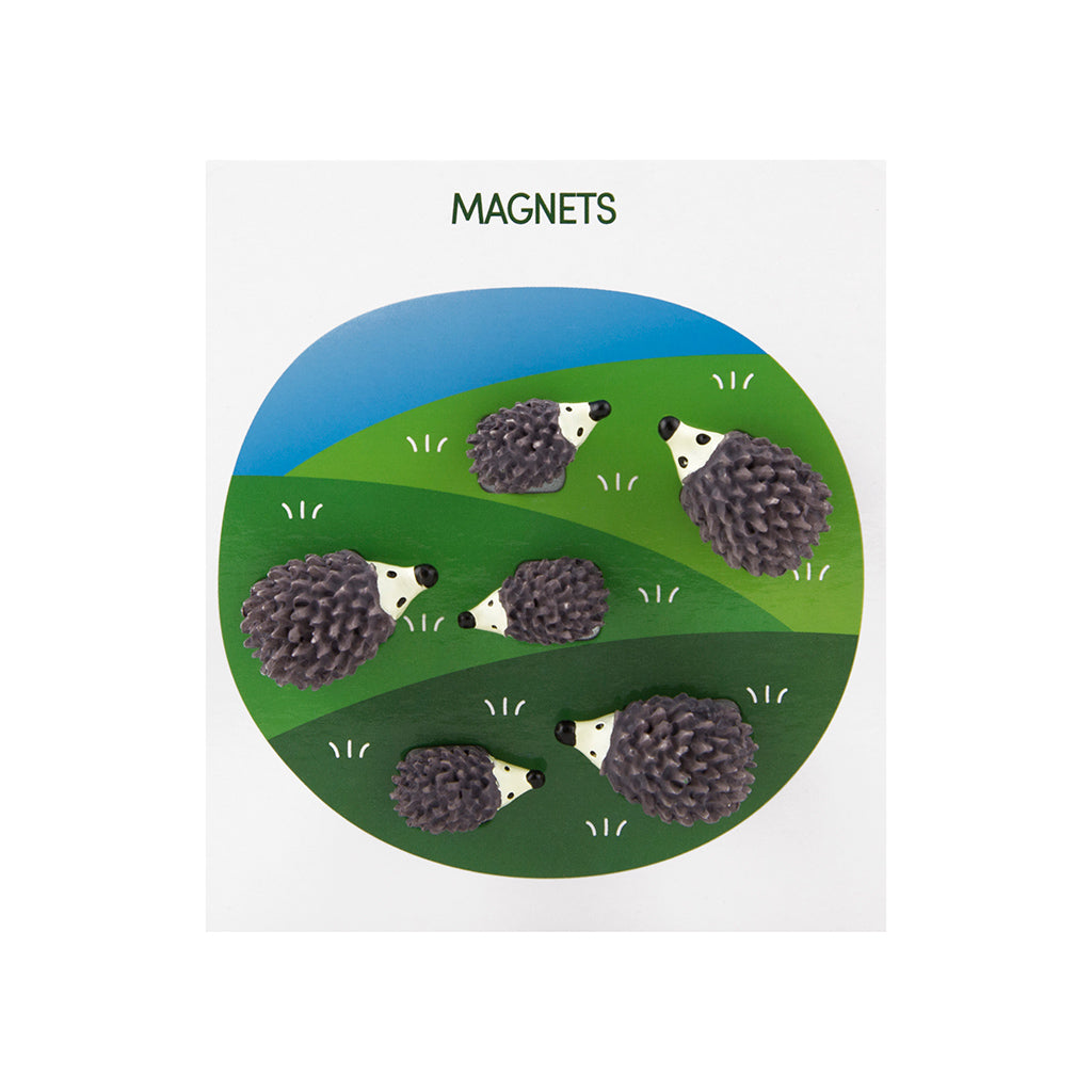Polyresin Animal Magnets - Hedgehog