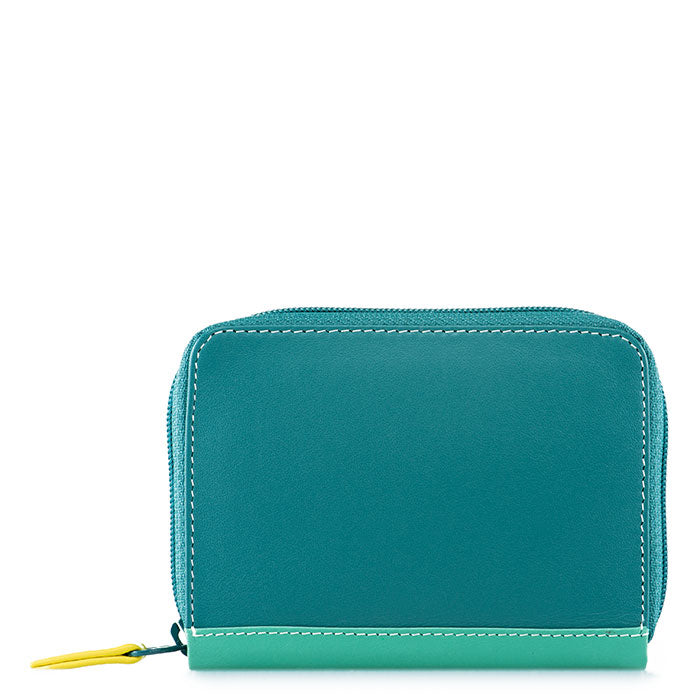 Zipped Credit Card Holder, Mint