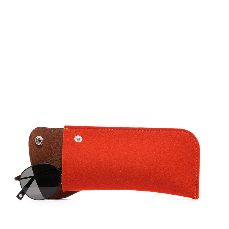 Anzen Eyeglass Felt Sleeve - 4 colors