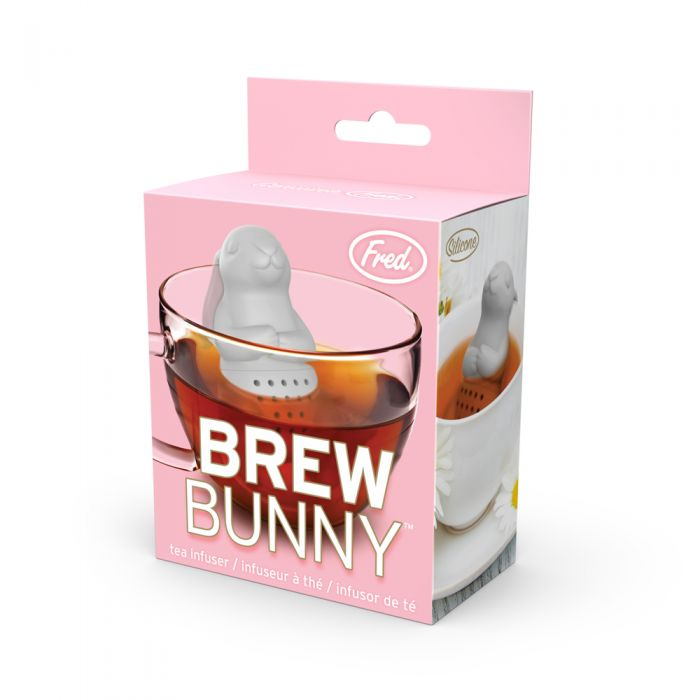 Fred, Brew Bunny Tea Infuser - Fred