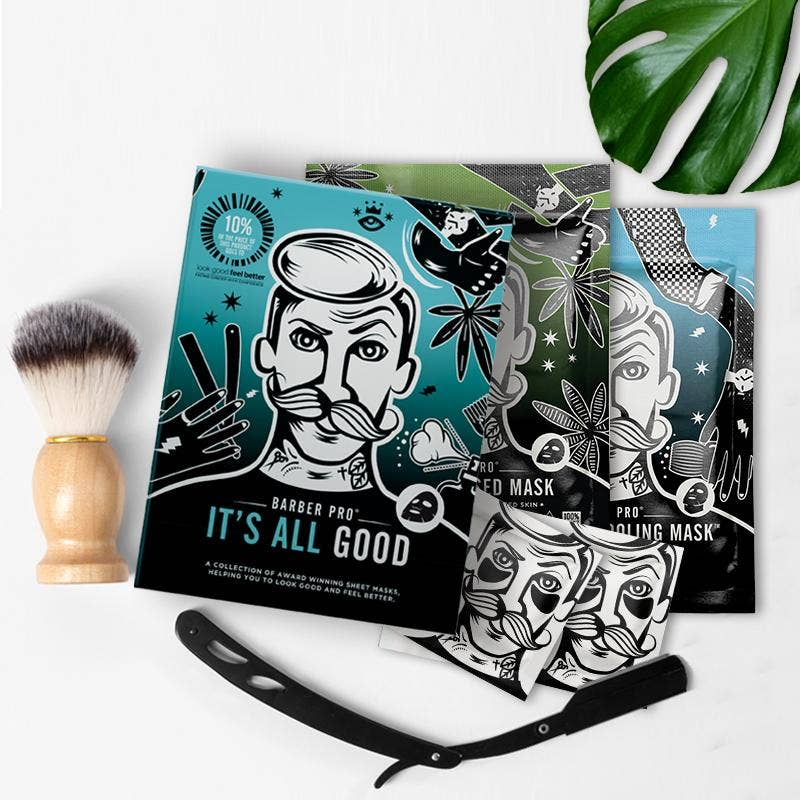 Barber Pro, It's All Good Gift Set