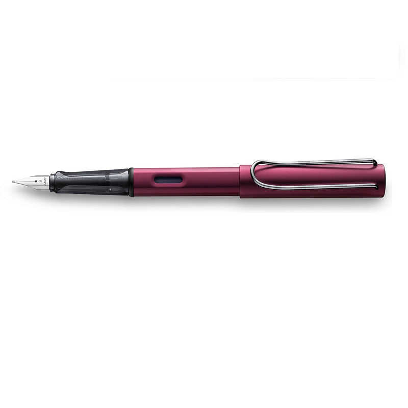 Lamy, Gift Set! Al-Star Fountain Pen in Purple