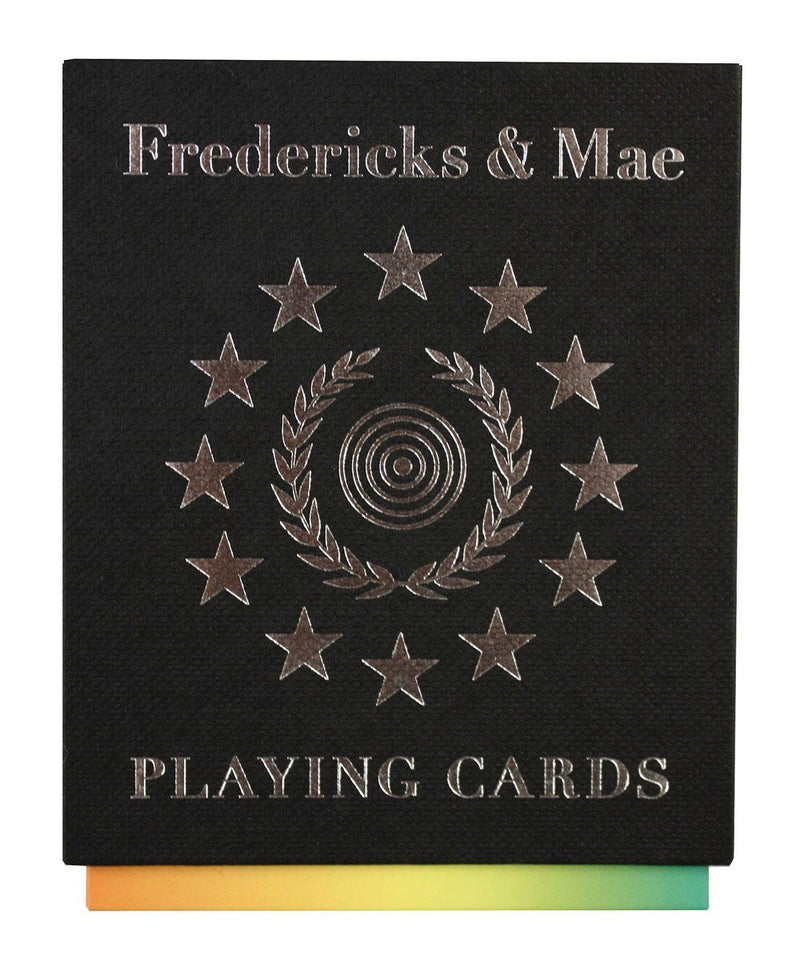 Fredericks & Mae, Rainbow Playing Cards