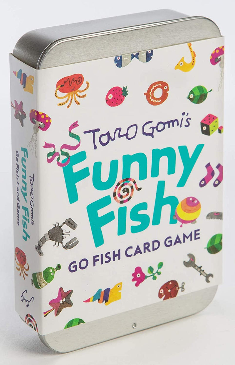 Funny Fish- Go Fish Card game
