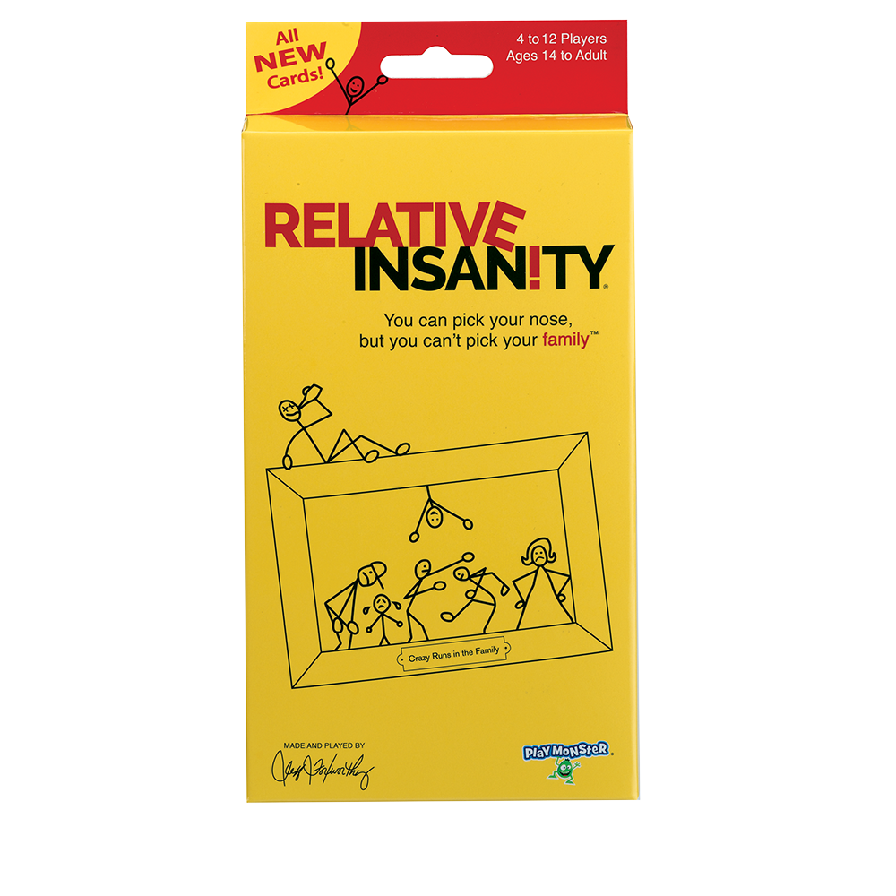 Play Monster, Relative Insanity Expansion Pack