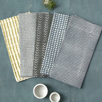 Graymarket Napkins Sets
