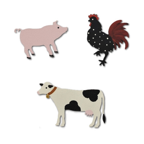 Roeda Magnets, Farm Animal Magnets