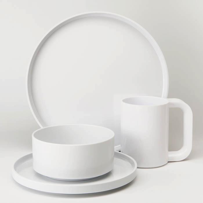 Stackable Dinnerware