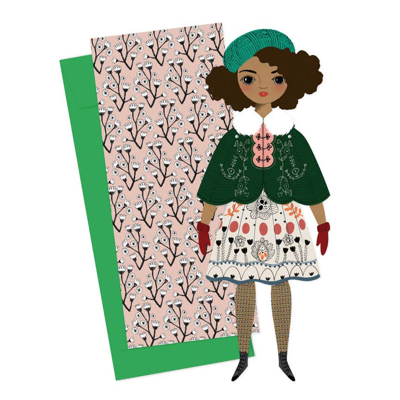 Of Unusual Kind, Paper Doll: Noelle
