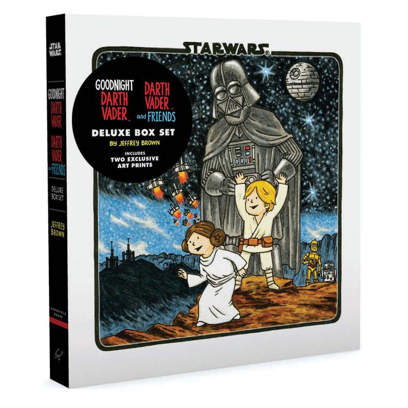 Goodnight Darth Vader Deluxe Box Set