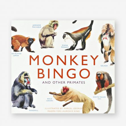 Laurence King, Monkey Bingo