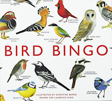 Laurence King, Bird Bingo