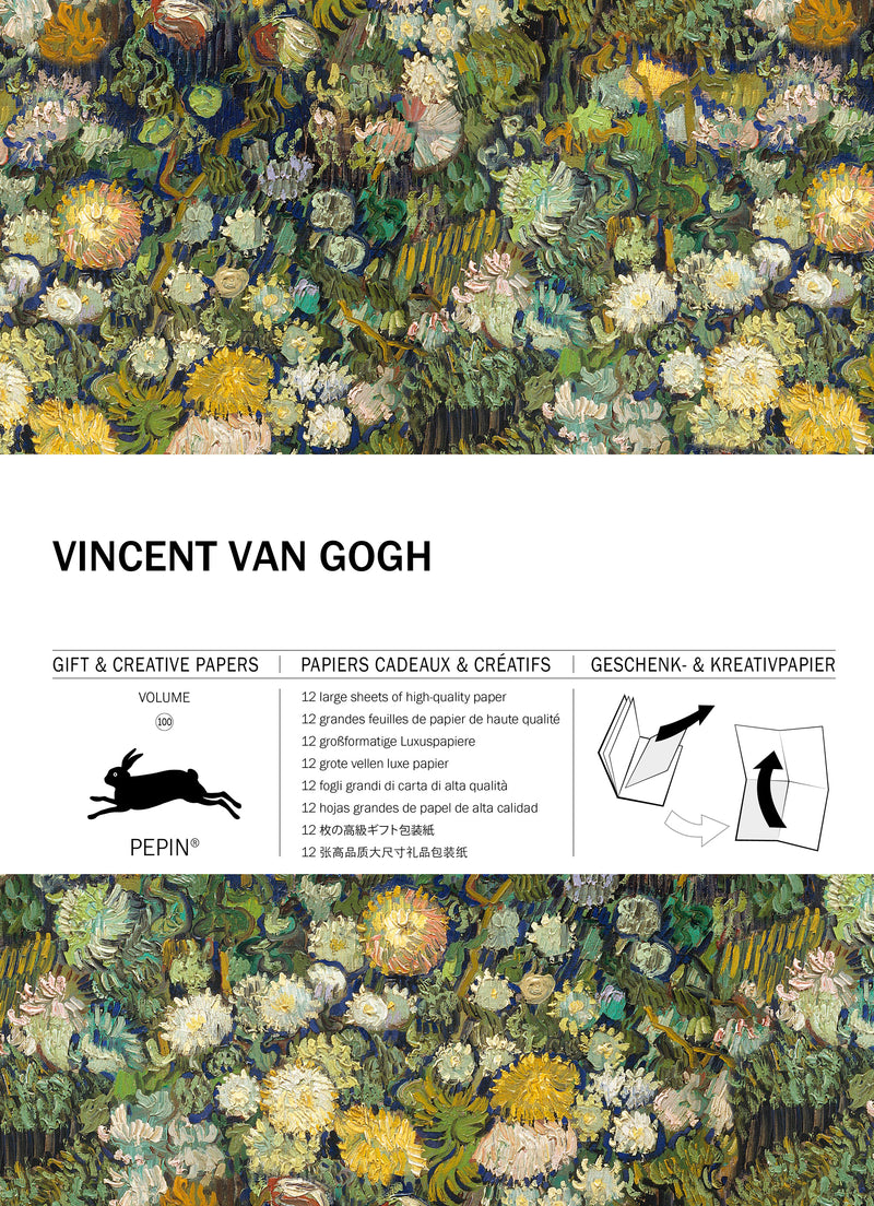 Pepin Press Van Gogh Gift and Creative Papers