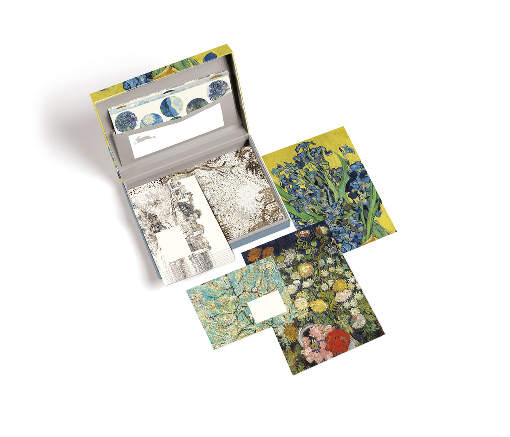 Pepin Press Vincent Van Gogh Letter Set