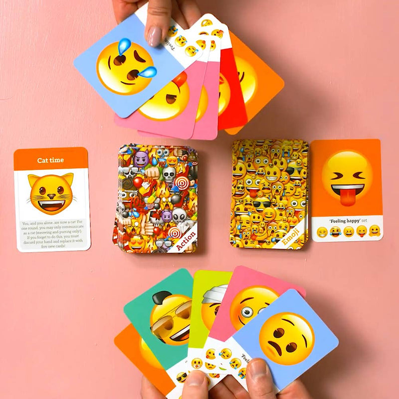 The Emoji Card Game