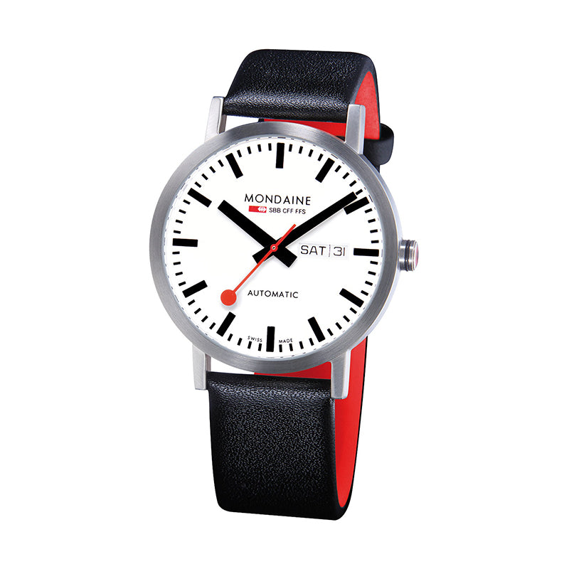 Mondaine Classic Automatic Day Date