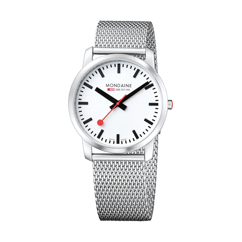Mondaine Simply Elegant 41 mm Watch