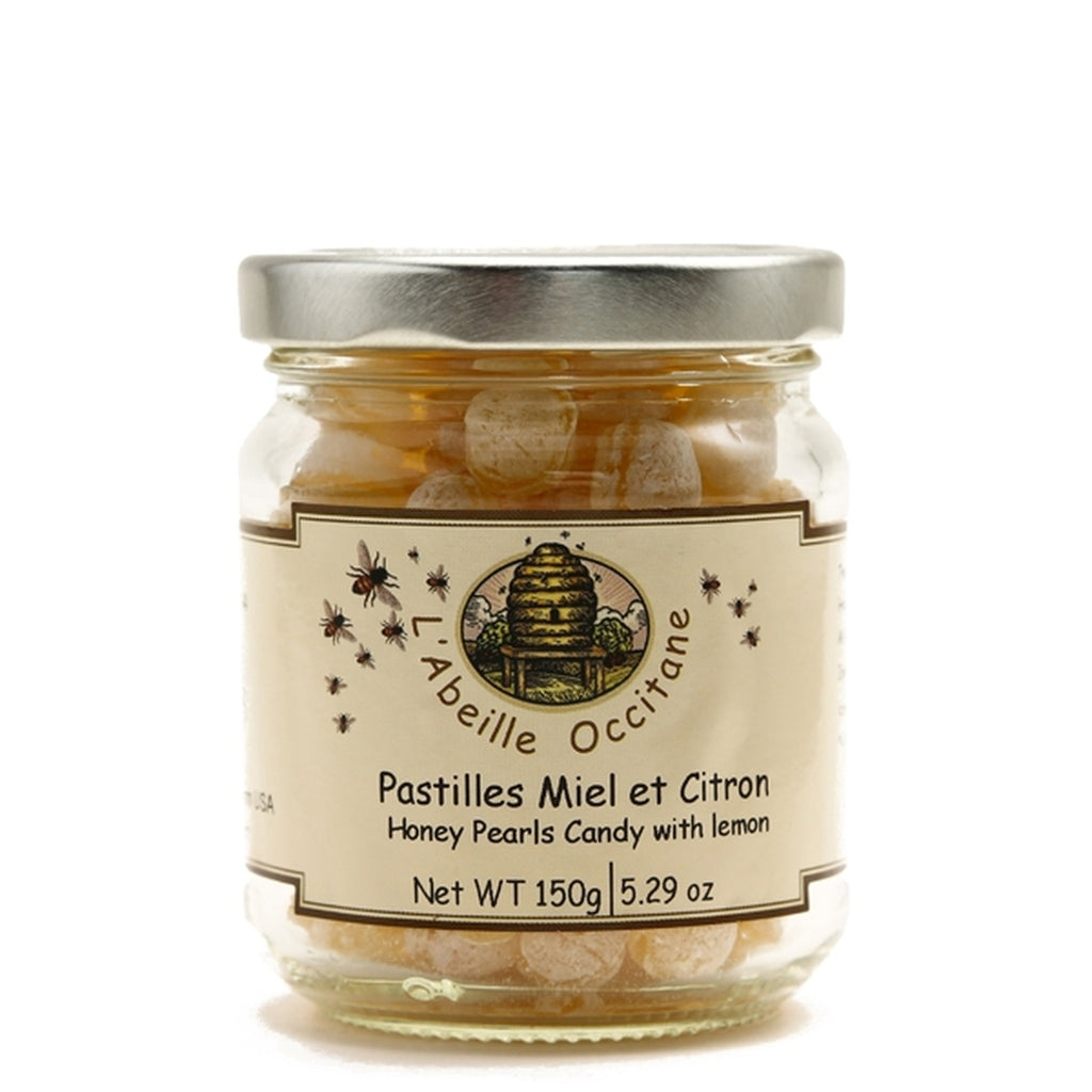 L'Abeille Occitane Honey Pearls Candy with Lemon