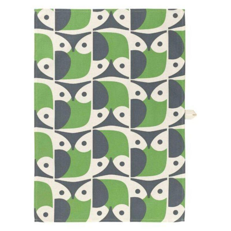 Owl Tea Towel - Set of 2