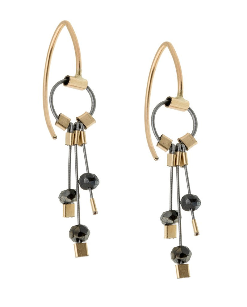 Meghan Patrice Riley, Aerial Hooks Earrings