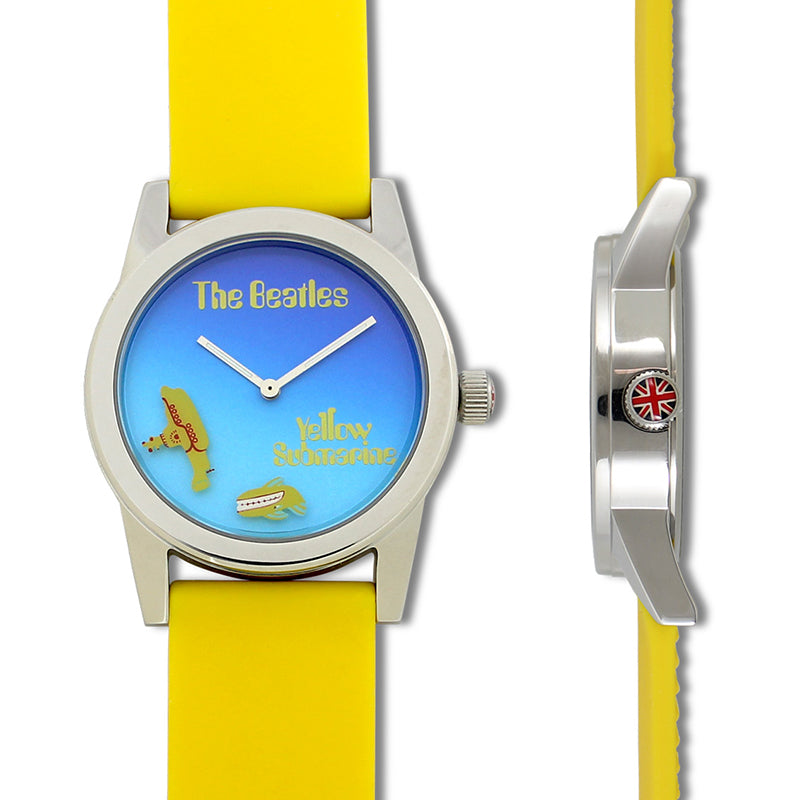 Yellow Submarine Wrist Watch