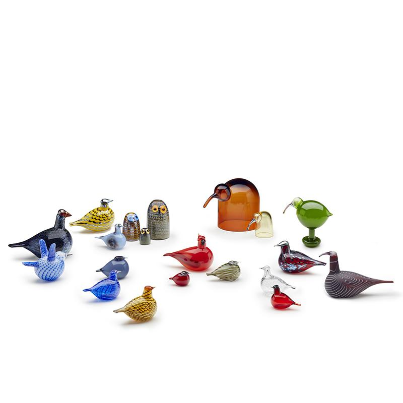 Iittala, Birds by Toikka,  Little Barn Owl