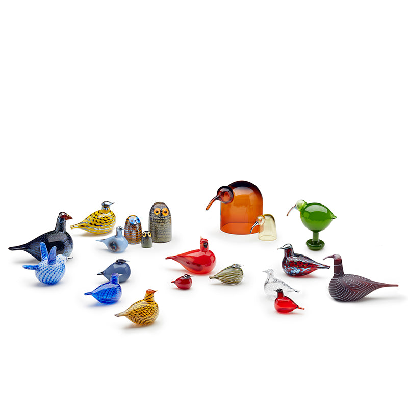 Iittala, Birds by Toikka, Summer Grouse