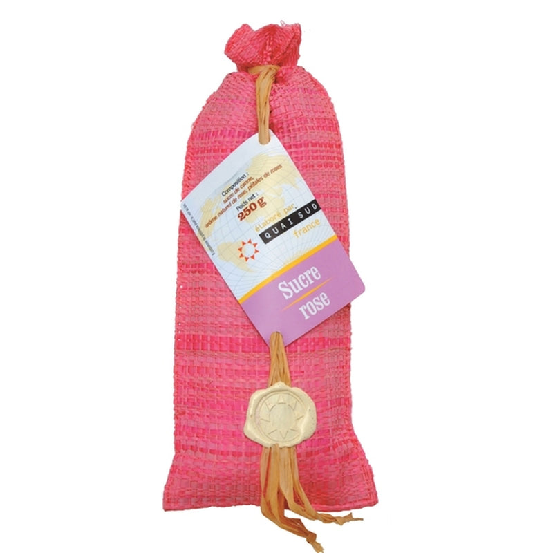 Quai Sud Rose Natural Flavored Pure Cane Sugar