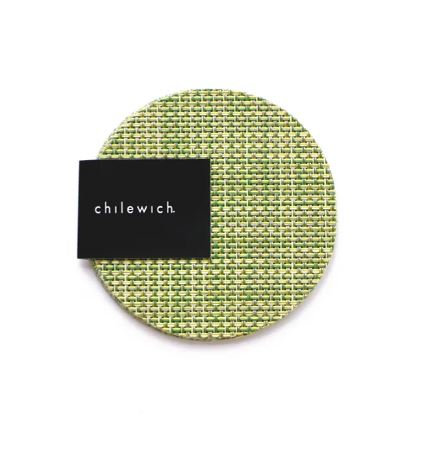 Chilewich Mini Basketweave Coasters Set of 4