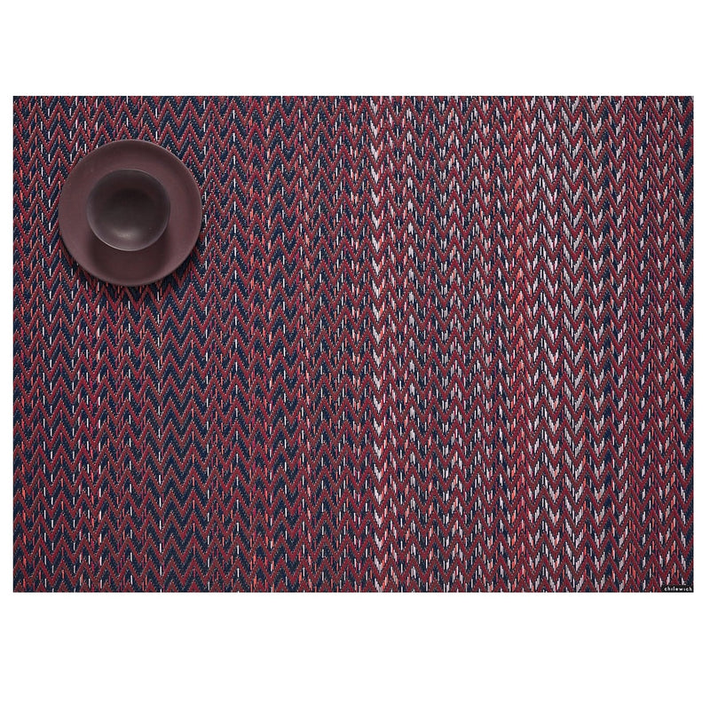 Placemat - Quill Rectangle in Mulberry