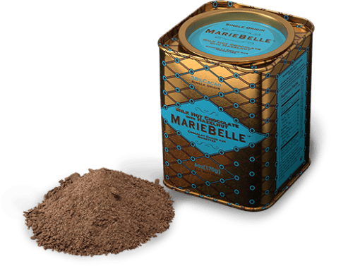 MarieBelle, 6 oz Milk Chocolate & Hazelnut Hot Chocolate