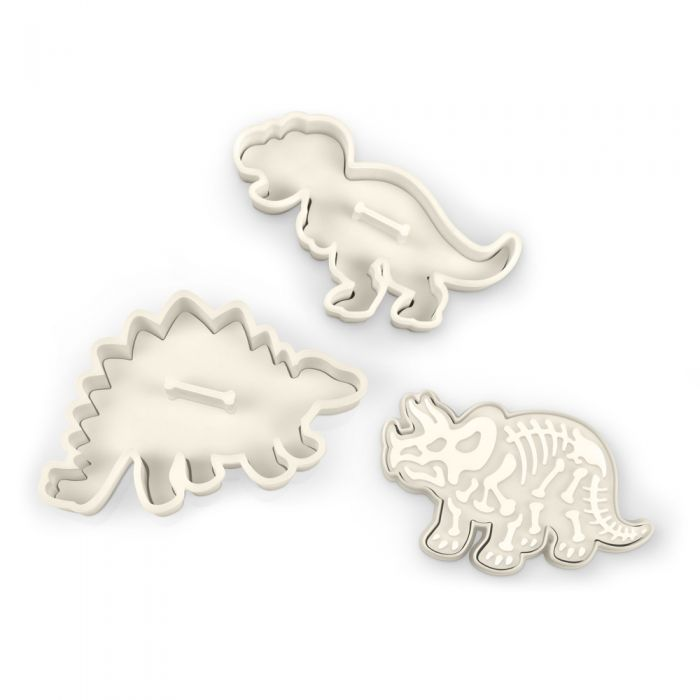 Fred, Dig-Ins Dino Fossil Cookie Cutters