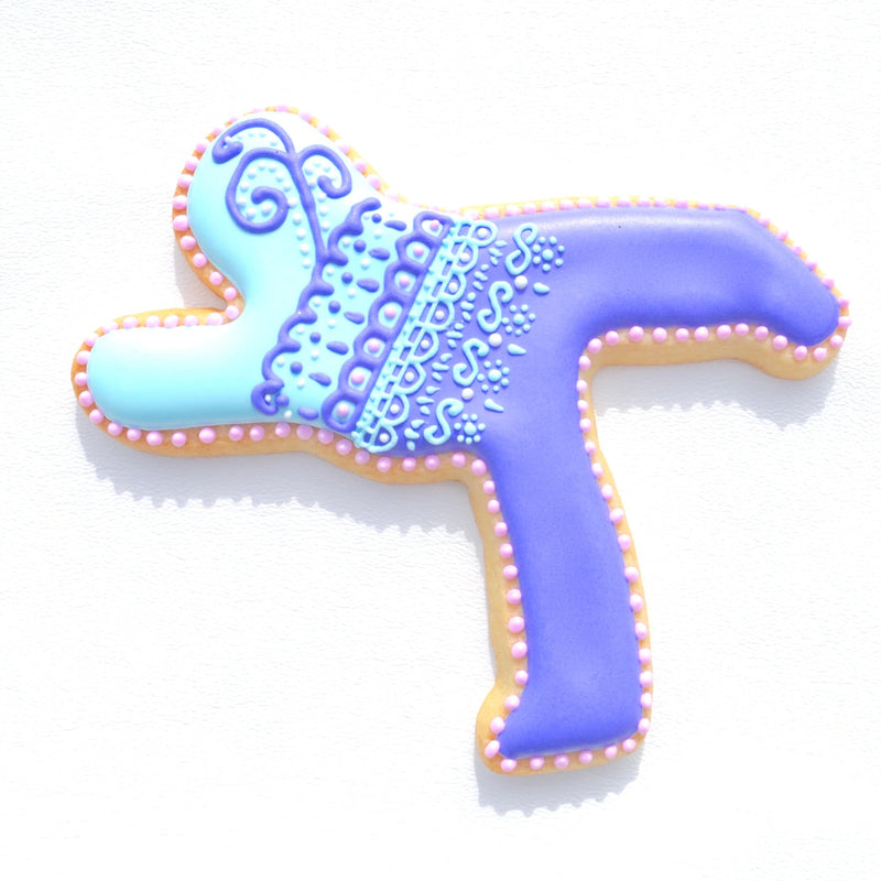 Yummy Yogi, Warrior 3 Pose Cookie Cutter