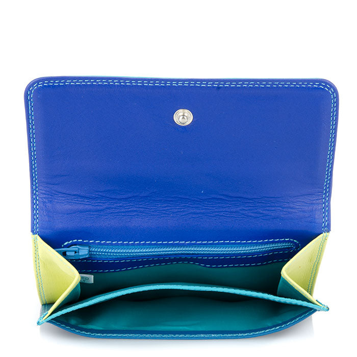 Double Flap Purse/Wallet, Seascape