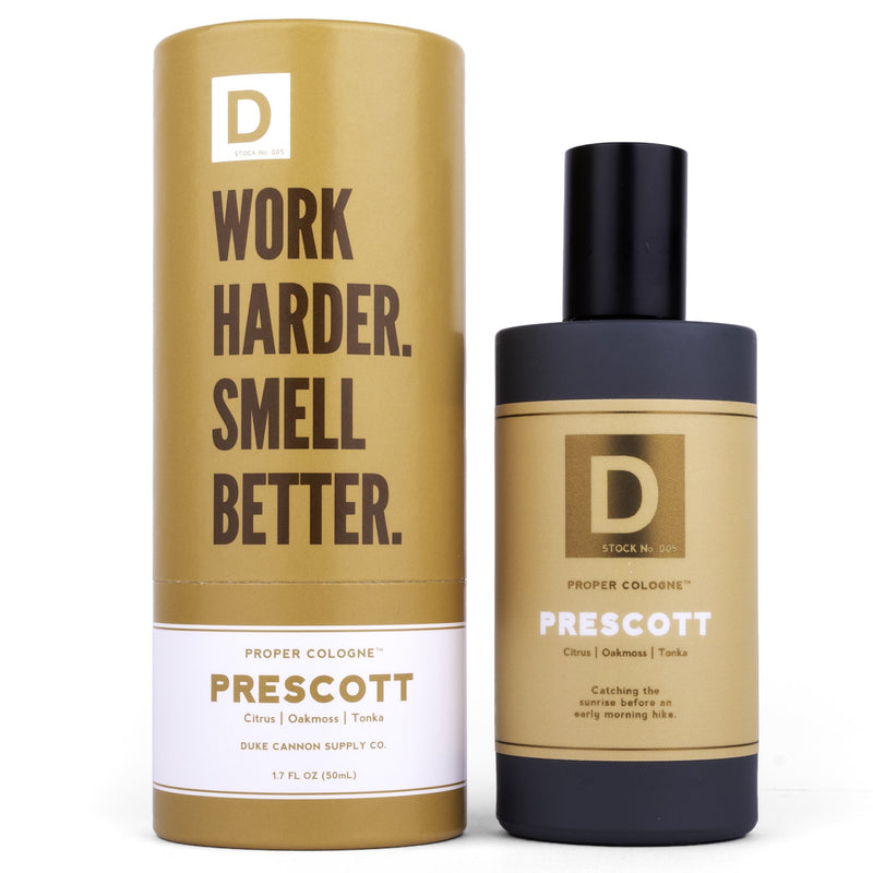 Duke Cannon, Proper Cologne - Prescott