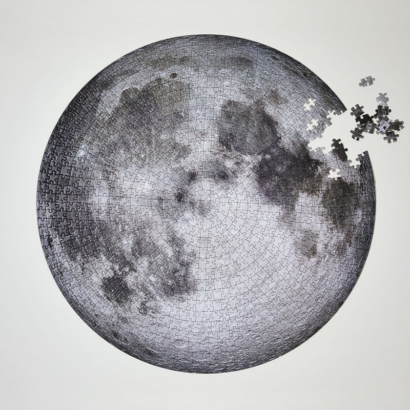 Four Point Puzzles, The Moon Puzzle