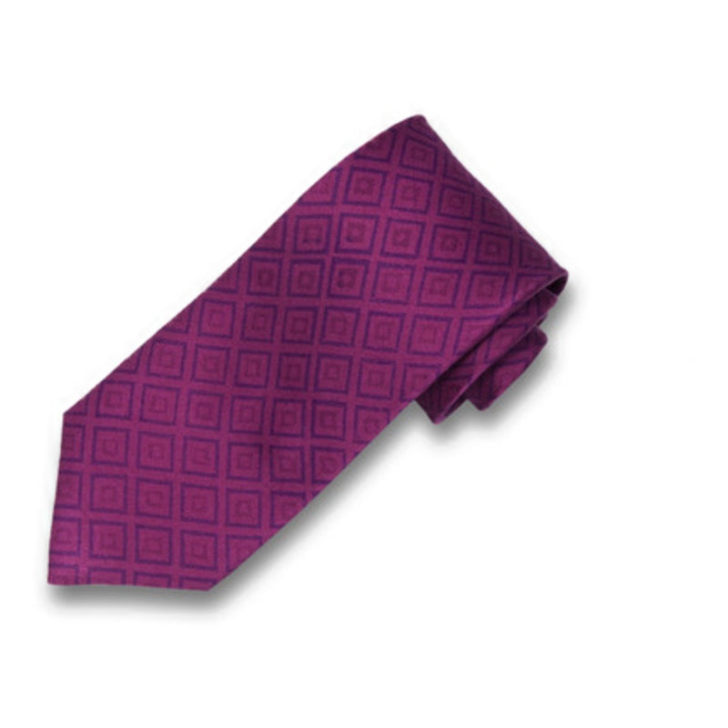 Harshita Designs, Neck Tie, Magenta
