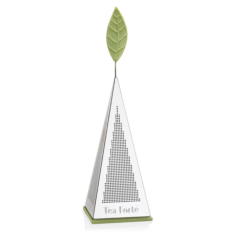 Tea Forte, ICON, Stainless Loose Tea Infuser