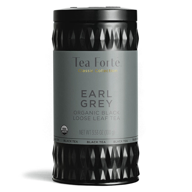 Tea Forte, Earl Grey Loose Leaf Tea