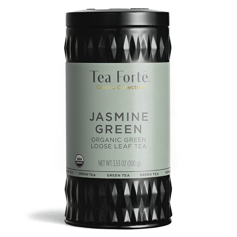 Tea Forte, Jasmine Green Loose Leaf Tea