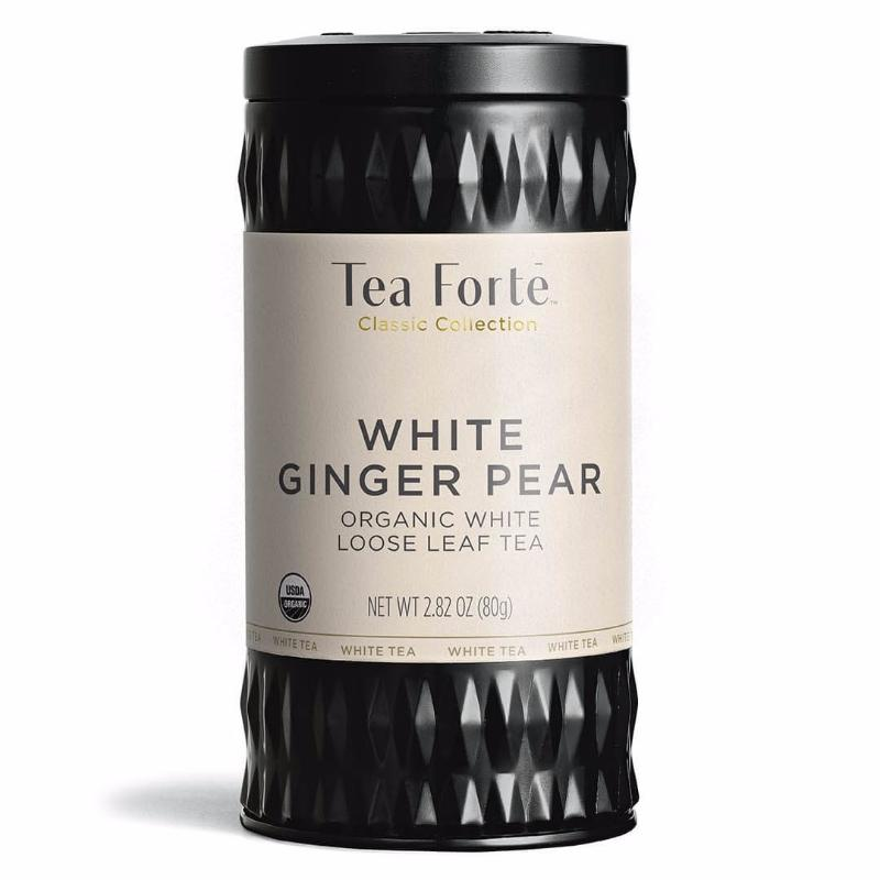 White Ginger Pear