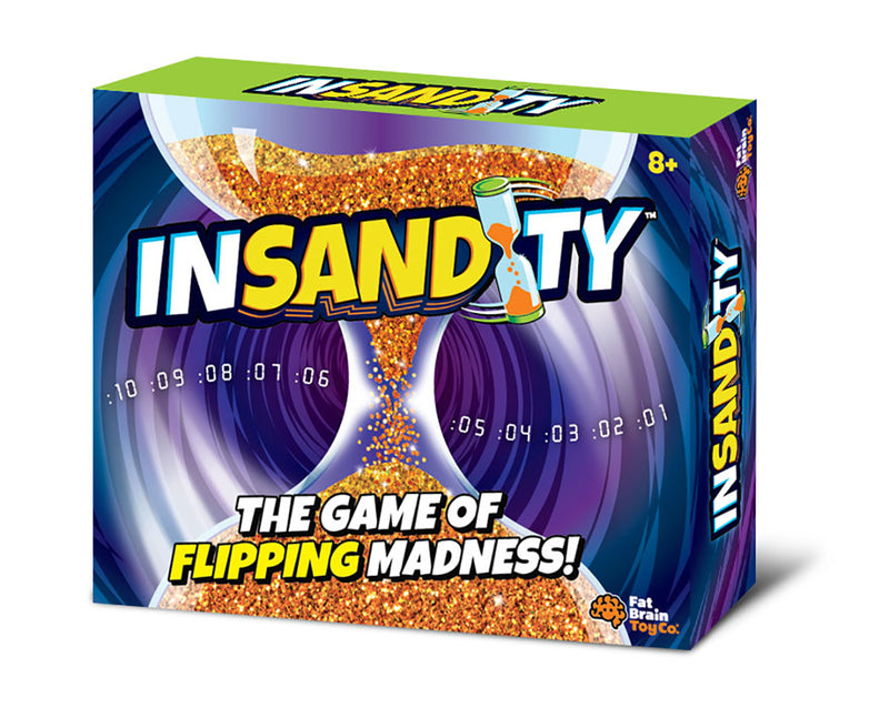 In-Sand-ity Game