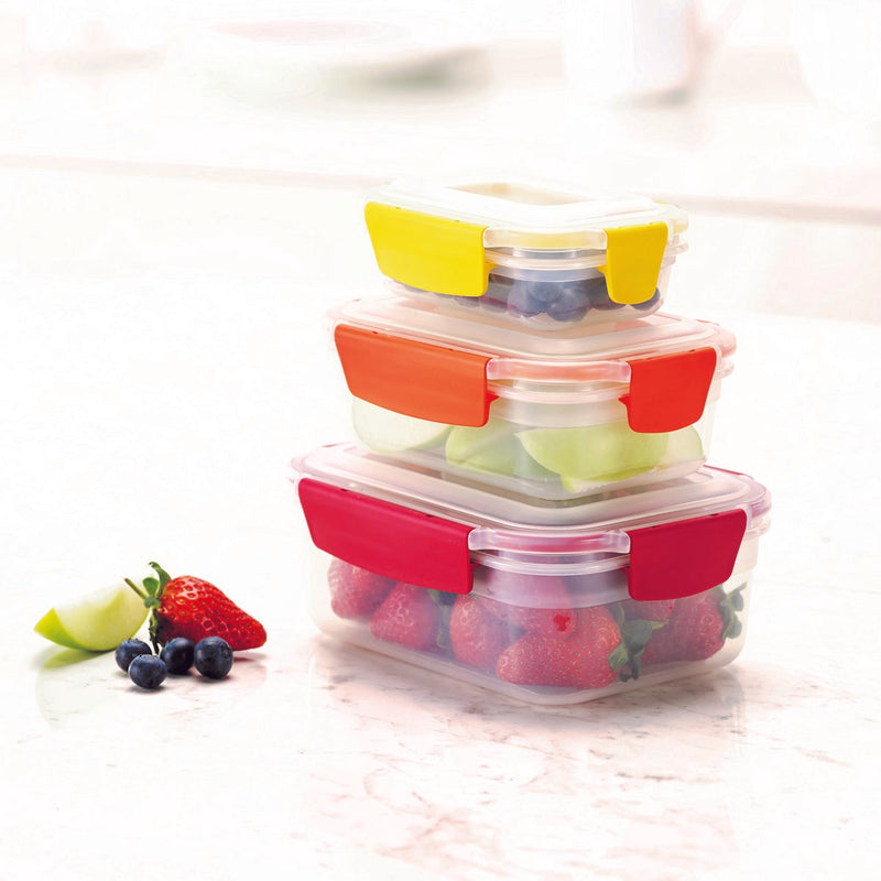 Joseph Joseph, Nest Lock Multi Size Containers, Set of 3